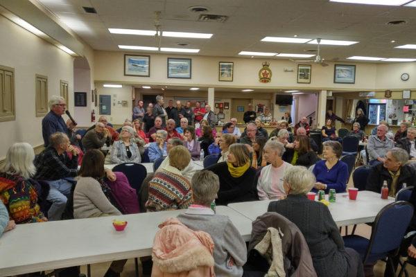 Oct Jail Tales draws a crowd