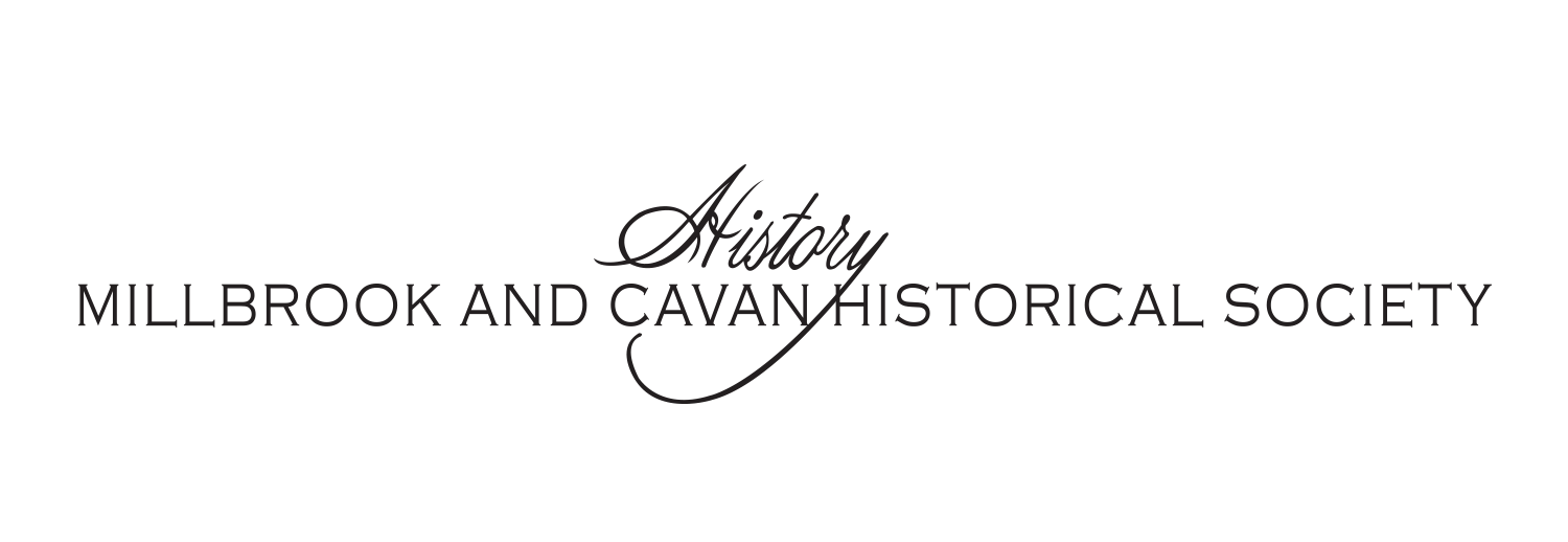 Millbrook and Cavan Historical Society